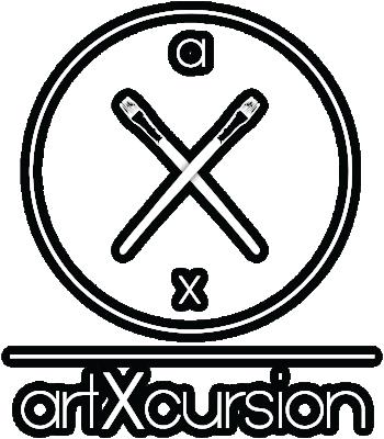 ArtXcursion Logo